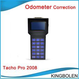 Wholesale Bmw Unlock - 2017 Universal Dash Programmer Tacho Pro 2008 Unlocked version Odometer Correction tool Free shipping