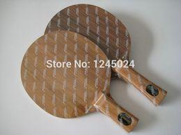 Wholesale tennis racket stiga - stiga rose 5 pingpong racket table tennis blade table tennis racket long handle shakehand free shippong talbe tennis rubber