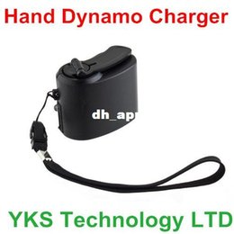 Wholesale Dynamo Charger Cell Emergency - Free Shipping!New Dynamo Hand Crank USB Cell Phone Emergency Charger