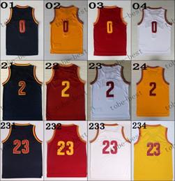 Wholesale Cheap Gold China - 2015 Finals#0 2015 Cheap Rev 30 Basketball Jerseys Embroidery Sportswear Jersey S-3XL 44-56 free shipping china wholesale