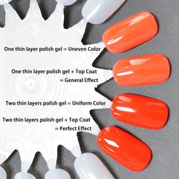 Wholesale Matte Led Gel - 10pcs*7.3ml Free Shipping New Brands Matte Nail Polish Soak off UV LED Red Color Gel Polish 7.3ml CANNI Gel Nail Polish