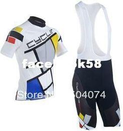 Wholesale Bicycle Riding Shorts Men - 2013 NEW!!! Cyclingbox bib short sleeve cycling jerseys wear clothes bicycle bike riding jerseys+bib pants shorts