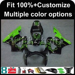 Wholesale honda cbr929rr fairing red injection - 23colors+8Gifts Injection mold GREEN motorcycle cowl for HONDA CBR929RR 2000-2001 CBR929RR 00 01 ABS Plastic Fairing