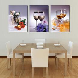 Canada 3 pièces pas de cadre Livraison gratuite sur toile Impressions sur verre Le vin rose orchidée plume fleur d'arbre abstrait oeufs pont de pierre pivoine papillon supplier abstract bridge canvas Offre