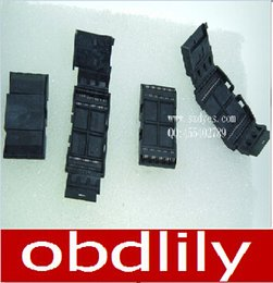 Wholesale programmer ic adapters - Original TSOP48 Ic tester adapter Flash TSOP48 socket SMD48 programmer ic burner Free Shipping