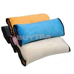 Wholesale Seat Cars For Sale - New Comfortable Pillow Protect Shoulder Protection Cushion Seat Supports Children Safety Strap Car Seat Belts For Sale