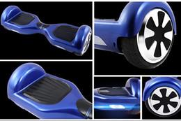 Roue à scooter électrique bleu en Ligne-Vente chaude de haute qualité EX-Rider Double Deux Roues Équilibrage Automatique Mini Scooter Électrique Intelligent (Bleu) Systèmes WaveLogic