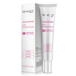Wholesale Smooth Balm - Rmakeup Base Balm Pores Invisible Smooth Face Primer Makeup Brighten Whitening Cream Wrinkle Cover Make up Primer Facial MF020