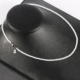 Wholesale ceramic jewelry pendants - TL Cute Designer Stainless Steel Bear Necklace Jewelry Little Bear Pendant Stone Chain Necklace For Women Jewelry