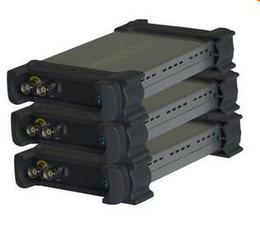 Wholesale Usb Oscilloscope Probe - Free Shipping Hantek 6022BE Bandwidth 20MHZ Double Channel PC Based Digital USB Oscilloscope with Dual Probes