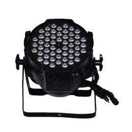 Wholesale 54 Led Par Lights - 8pcs lot Moka MK-P17 New Design Led Par Light 54*3W RGBW Special Effects for Stage Event etc.