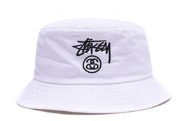 Wholesale Ball Bucket - Fashion bucket hats for women men buckets caps fashion fishermen fishing caps