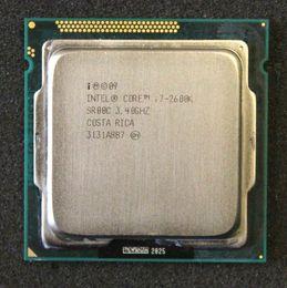 I7 lga 1155 online-Intel Core i7-2600K 3,4 GHz SR00C Quad-Core LGA 1155 CPU i7 2600K Prozessor