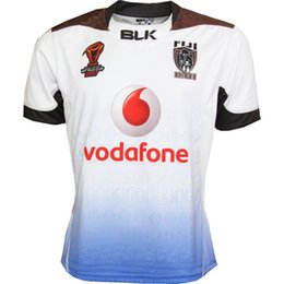 Wholesale Spun Polyester Fabric - China high quality fabric 2017 Jersey, new Fiji Rugby 2017 World Cup Jersey Fiji commemorative edition jerseys,2017 RUGBY SUPER Rugby