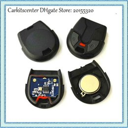 Wholesale Key Remote For Positron - Carkitscenter for FIAT style Replace remote key with HCS300 chip old brazil positron car bike alarm system with 433.92MHz BX024A