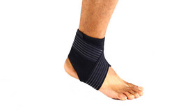 Wholesale Basketball Weights - Sports safety injury protection ankle support light weight breathable basketball football ankle bandage black left right