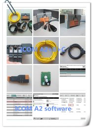Wholesale Icom Software Hdd - 2015 new product for BMW ICOM A2+B+C diagnositc tool +500GB HDD software& ICOMA2 support win7 system with Mulit-Languages icom a2 for BMW