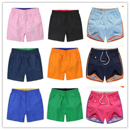 Wholesale Men S Clothing Surf - Wholesale-Hot Sales Brand POLOs Men Clothing 100% Authentic Summer style Shorts Men Surf fins Beach Shorts Quality male Board Shorts Man