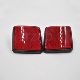 Wholesale Ford Kuga Escape - New Styling For Ford Kuga Escape 2005 2006 2007 Car Rear Bumper Lamp Reflector Warning Light