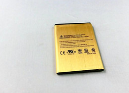 Wholesale High Capacity Battery Galaxy Ace - Excellent Quality High Capacity 2450mah Gold replacement Battery for Samsung Galaxy Ace S5830 for samsung S5830 Epacket Free 5pcs lot