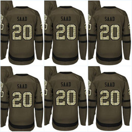 52f647025 Camouflage New Logo Chicago Blackhawks Jersey 20 Brandon Saad 19 Jonathan  Toews 20 Brandon Saad 50 Corey Crawford Army Green Hockey Jerseys