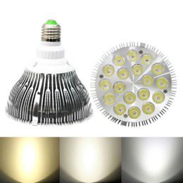 Wholesale Par38 Led 36w - 20pcs lot Ultra Bright E27 PAR38 PAR30 LED Light Bulb Lamp 86-265V 36W Cool Natural Warm White