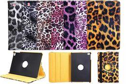 "Wholesale Leopard Print Ipad Mini Case - 2015 NEW 360 Degree Rotating PU Leather Flip Case Stand Pouch Leopard Magic Girl Polka Dot Flag For Ipad Mini 4 mini4 7.9"" inch skin Luxury"