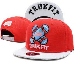 Wholesale Camo Trukfit Hat - Wholesale-Wholesale brand cap Trukfit snapback hat, camo baseball caps snapback caps, Basketball hip pop Trukfit brand hat for unisex