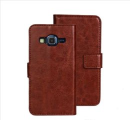 Wholesale Galaxy Express Leather Case - For Samsung Galaxy Express 2 G3815 Crazy horse Mad Retro Wallet Leather pouch cases skin cover Stand holder credit card