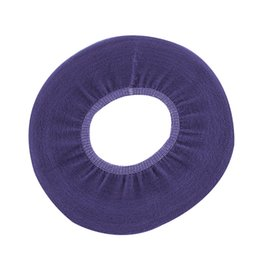 Wholesale Seat Pads For Toilet - Warmer Toilet Washable Cloth Seat Cover Pads Use In O-shaped Flush Toilet For Bathroom Hot Search