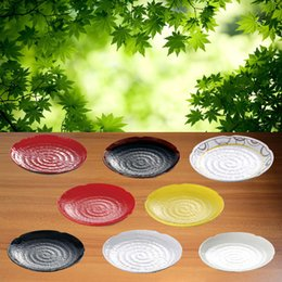 Melamine Dinnerware Dinner Plates Concave-Convex Point Plate Fashionable Restaurant With Melamine Dish A5 Melamine Tableware Wholesale & Melamine Plate Dinnerware NZ | Buy New Melamine Plate Dinnerware ...