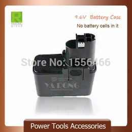 Wholesale Batteries For Bosch Power Tools - Free Shipping! NEW replacement,power tool battery case for Bosch 9.6V GBM 9.6VES-3,GBM 9.6VSP-3,GDR 90