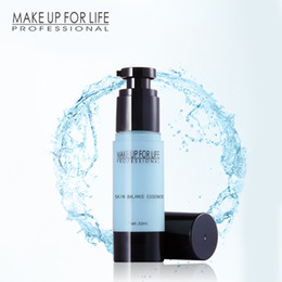 Wholesale Invisible Life - Make Up For Life Skin Care Correction Essence Pores Invisible Moisture Replenishment Calm Skin Whitning Quality Goods