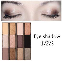 Wholesale Eyeshadow Platte - Famous Brand HOT NEW Makeup Nude 2 Eye Shadow 12 Colors Eyeshadow Platte 12x1.3g eyeshadow Cosmetics Free Shipping