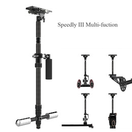 Wholesale Steadicam Dslr Stabilizer - Speedly III Multi-fuction Steadicam DSLR Stabilizer Handheld Monopod Tripod