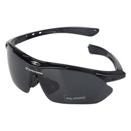 Wholesale Sports Bycicle - Wholesale-Men Sports Fashion Bike Bycicle Cycling Eyewear Polarized Goggles Driving Coating Sunglasses Sunglass With Myopia Box MTB9146