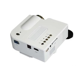 Wholesale Wholesale Cheap Led Projector - Free DHL UC28 Portable Pico LED Mini HDMI Video Game Cheap Projector Digital Pocket Home Cinema Projetor Proyector LCD Theater Projecto