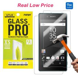 Wholesale Screen For Alcatel - MetroPcs LG Aristo Stylo 2 Plus Tempered Glass Screen Protector Film for Alcatel Fierce 4 idol 4 LG X Power ZTE ZMAX PRO Z981