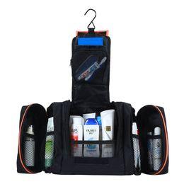 Wholesale Toilet Case Bag - 3 In 1 Men Women Cosmetic Travel Toilet Shaving Bag Portable Toiletry Kit Cosmetics Cases Makeup Case Organizer Neceser Vanity