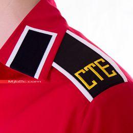 Wholesale Cte Shirt - Wholesale-Michael Jackson Shirt - Jackson Costume - CTE Shirt - Red - Mj Clothing - Free Shipping