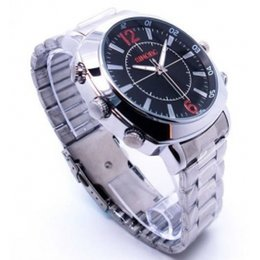 Wholesale Spy Watches 4gb - 1920x1080 Waterproof Watch HD Hidden Secret Camera Spy Camera Sports Watch DVR with 4GB 8GB
