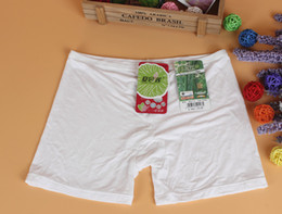 Wholesale Cheapest Women Panties - #0133 wholesale 5pcs lot the cheapest women ladies girls summer fashion bamboo fiber safety anti exposure basic shorts underpants panties