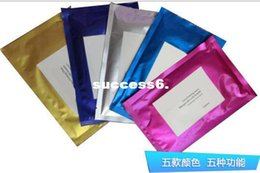 Wholesale Thin Skin Whitening - (40 lot)White Water thin silk mask, mask cosmetic skin care products