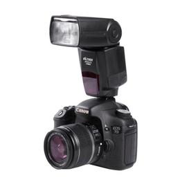 Wholesale Speedlite Ttl - JY-680C Camera LCD TTL Flash Speedlite + flash Diffuser For Canon 1200D 1100D 700D 650D 600D 550D 70D 60D 7D 5D II III