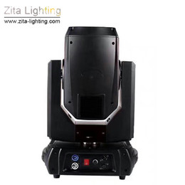 Wholesale Stage Lighting Cases - 2Pcs Set With Flight Case Zita Lighting 17R Moving Head Lights 350W Sharpy Beam Stage Light DMX 512 Concert Dance Party Atmosphere Effect