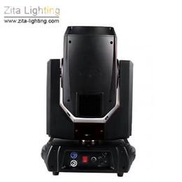 Wholesale Sharpy Beam - 2Pcs Set With Flight Case Zita Lighting 17R Moving Head Lights 350W Sharpy Beam Stage Light DMX 512 Concert Dance Party Atmosphere Effect