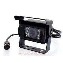 Wholesale Reverse Night Camera - 12V Ccd Ir Night Vision Reverse Backup Car Camera For Vehicle Anti-Shock 4Pin