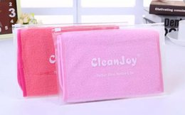 Wholesale Cosmetic Machines - Clean Away Makeup Remover face Cloth-Chemical Free,Machine Washable,Eco friendly clean mascara cosmetics with water