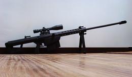 kit di ingranaggi in plastica Sconti Paper model1: 1 Scale Matt Barrett M 82A 1 Fucile da cecchino 3D Cosplay Kit cartamodello Armi Modelli di carta Giocattoli per armi.