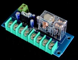 Wholesale Omron Relays - UPC1237 speaker protected board with Japan OMRON relay 200W+200W boarding house for sale board puzzle